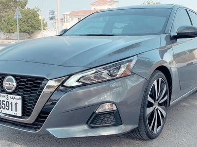 نيسان التيما 2019 NISSAN ALTIMA 2019 FULL TOP OF RANGE AMERICAN