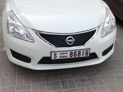 Nissan Tiida 2016 Nissan tiida for sale