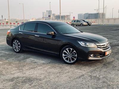 هوندا أكورد 2016 Honda Accord 2016 FSH Under Warranty Leather ...