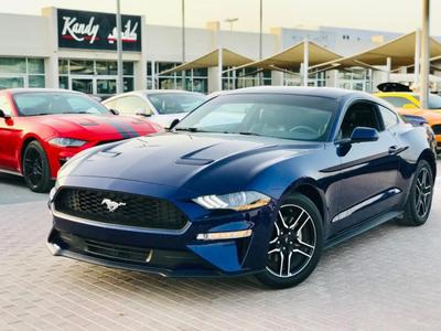 Ford Mustang 2018 V4 ECOBOOST / ORIGINAL AIRBAGS / STOCK BLOW O...