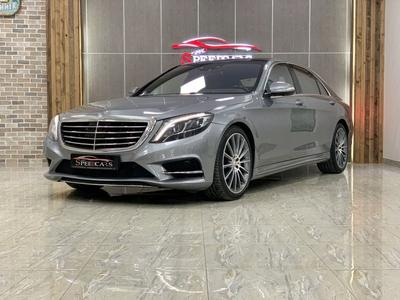 Mercedes-Benz S-Class 2015 MERCEDES-S500//2015 AMG FSH (60000KM)ONLY!!GC...