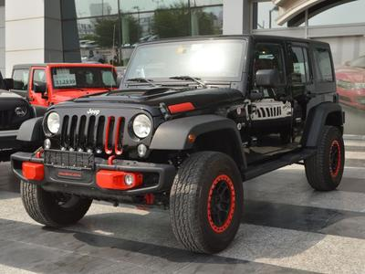 Jeep Wrangler 2016 2017 Jeep Wranlger V6 Level Red 4 Door - Jeep...