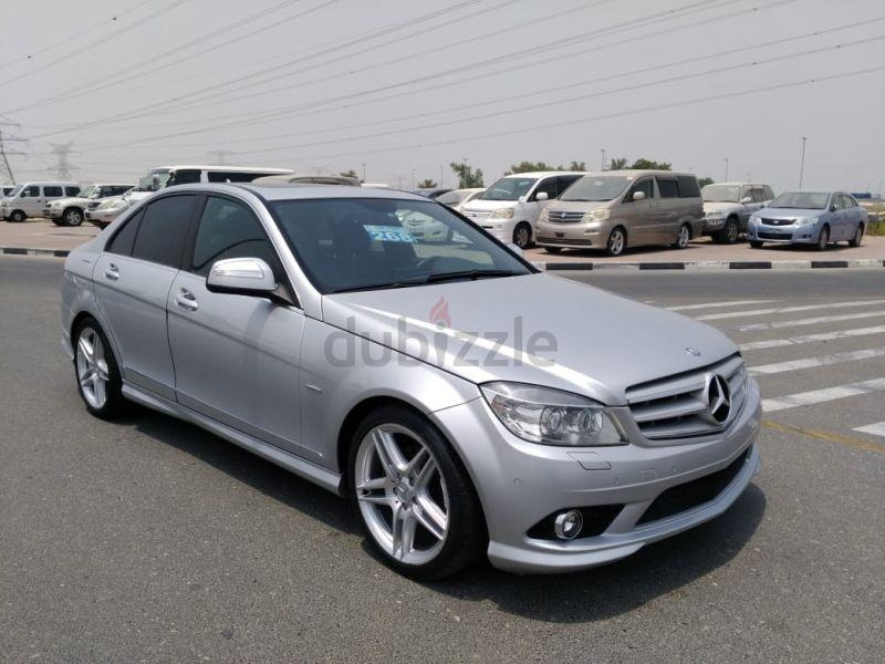 2009 Mercedes Benz C Class C250 Fresh Japan Import Low Mileage