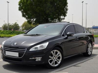 Peugeot 508 2013 Peugeot 508 Fully Loaded 2013 in Perfect Cond...