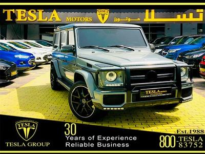 مرسيدس بنز الفئة-G 2013 G63 ///AMG / ORIGINAL BRABUS KIT WITH EXHAUST...