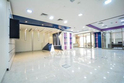 Property for Rent photos in City of Lights: Vacant Spacious Fitted Office Unit in Addax Tower, Al Reem - 1