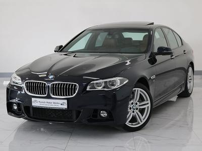 BMW 5-Series 2016 SOLD! BMW 535i M Sport 2016 GCC - March 2021 ...