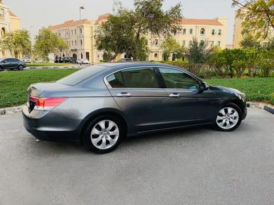 Honda Accord 2010 Honda Accord 2010 gcc V6 sunroof lather seats...