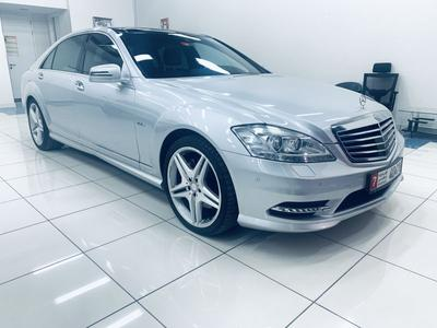 مرسيدس بنز الفئة-S 2011 Mercedes Benz S350 AMG Full Option with   Gcc...