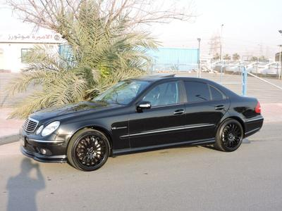 Mercedes-Benz E-Class 2004 E 55 AMG  japan import
