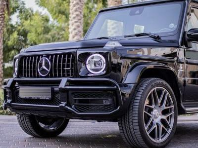 مرسيدس بنز الفئة-G 2019 G-Class G63 2019 GCC in excellent condition.