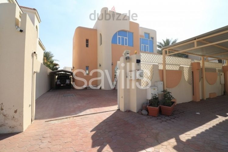 Property for Sale photos in Al Goaz: Comfortable 5BED villa next to the main road - 1
