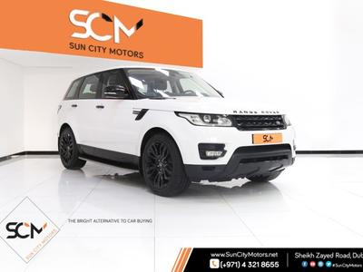 Land Rover Range Rover Sport 2015 (( WARRANTY UNTIL FEB.2020 )) RANGE ROVER SPO...