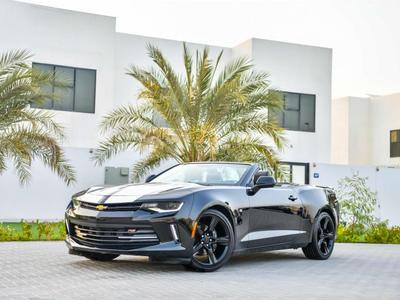 Chevrolet Camaro 2018 Chevrolet Camaro RS - GCC- Under Warranty! - ...