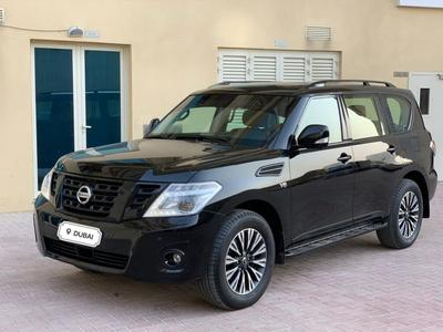 نيسان باترول 2016 BEST DEAL!!NISSAN PATROL LE 2016 GCC 400 HP