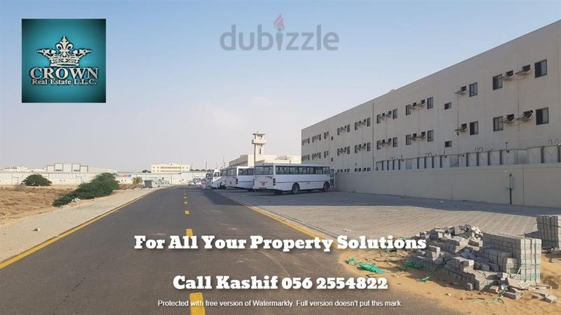 Property for Sale photos in Emirates Modern Industrial: 29052 SQ FT CORNER INDUSTRIAL LAND FOR WARE HOUSES LABOUR CAMP - 1