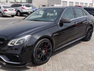 Mercedes-Benz E-Class 2014 Mercedes E63s / 2014 /GCC full option perfect...