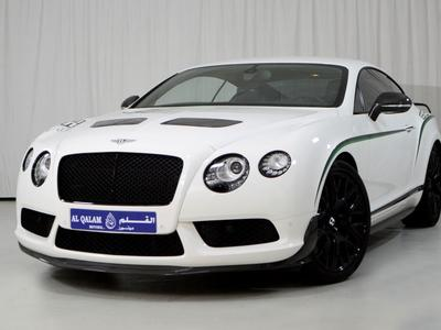 Bentley Continental GT 2015 Bentley GT3-R 2015 GCC DONE ONLY 5900KM