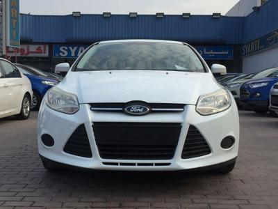 Ford Focus 2014 FORD FOCUS 2014 GCC FULL SERVICE HISTORY SING...
