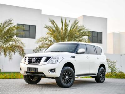 Nissan Patrol 2014 Immaculate Condition - Upgraded Alloy Wheels ...