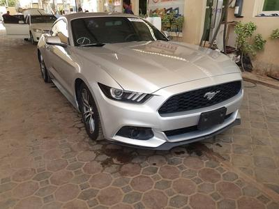 Ford Mustang 2017 FORD MUSTANG PREMIUM TWIN TURBO V4.0  /050222...