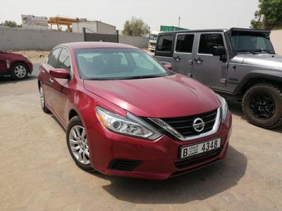Nissan Altima 2016 التيما 2016 perfect condition no 3 option