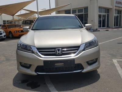 Honda Accord 2014 هوندا اكورد  2014  ضمان جير وماكينه وشاسي
