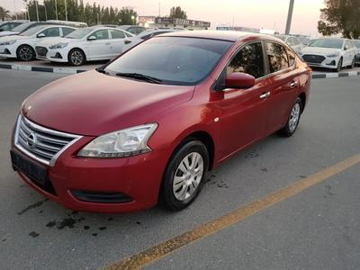 Nissan Sentra 2014 Nissan Sentra 2014 GCC MidOption in Excellent...
