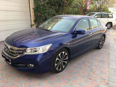 Honda Accord 2015 LIMITED EDITION HONDA ACCORD V6 SPORT - GCC S...