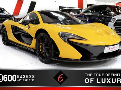 McLaren P1 2015 2015 McLAREN P 1 ( 1 OUT OF  375 WORLDWIDE AV...
