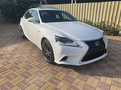 Lexus IS-Series 2016 F 350 2016
