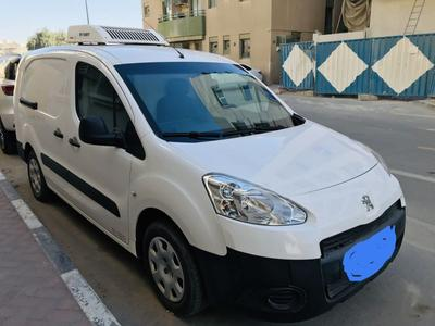 Peugeot Partner 2015 Peugeot partner 2015 model chiller freezer co...
