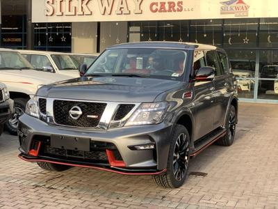 نيسان باترول 2019 Nissan Patrol Nismo Upgrade V6 Xe Gcc 3 Years...
