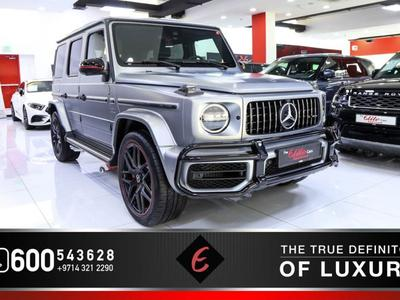 Mercedes-Benz G-Class 2019 (2019) BRAND NEW MERCEDES  G63//AMG WITH BULL...