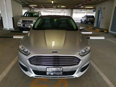 فورد فيوجن 2014 Ford Fusion (FSH Al Tayer) in great condition
