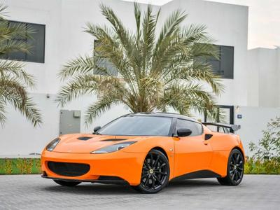 Lotus Evora 2015 Lotus Evora S With GT Spoiler - Immaculate Co...