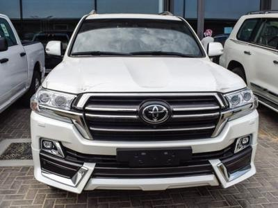 Toyota Land Cruiser 2019 Toyota Land Cruiser VXS Grand Touring