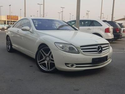 Mercedes-Benz CL-Class 2008 CL500 JAPAN GOOD CONDITION