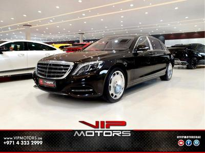 Maybach S500 2015 MERCEDES MAYBACH S500 LONG, 2015, EXCELLENT C...