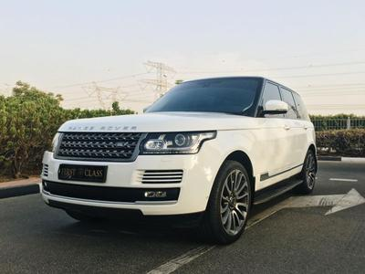 Land Rover Range Rover 2015 Range Rover Vogue SE Supercharged