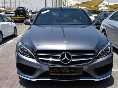 Mercedes-Benz C-Class 2017 Mercedes Benz C200 2017 AMG