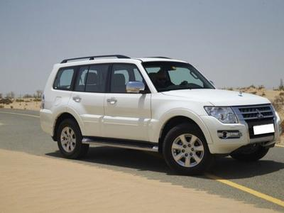 Mitsubishi Pajero 2016 2016 PAJERO PLATINUM TOP OPTIONS SUNROOF LEAT...