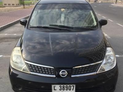 Nissan Tiida 2007 Nissan Tiida in great condition!