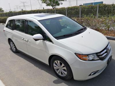 Honda Odyssey 2016 HONDA ODYSSEY 2016 FULLY LOADED NO ACCIDENT N...
