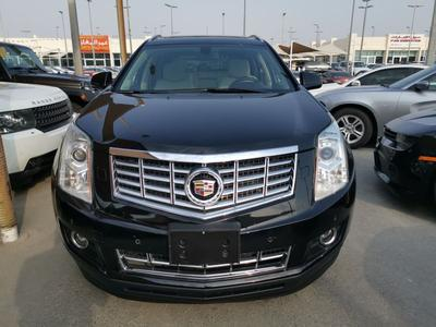 Cadillac SRX 2016 Cadillac SRX4 2016 Gcc Full option in panoram...