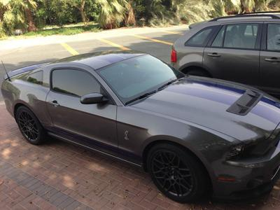 Ford Mustang 2014 Shelby GT500