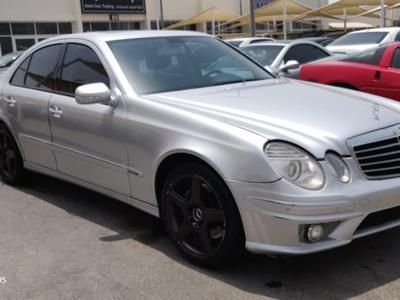 Mercedes-Benz E-Class 2007 Mercedes E500/2007 full option perfect condit...