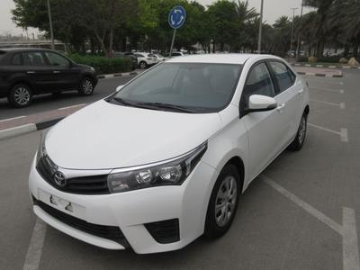 Toyota Corolla 2016 2016 Toyota Corola 1.6SE 0%Down payment.100% ...