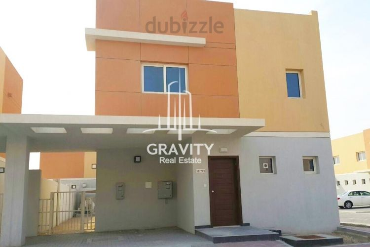 Property for Sale photos in Al Samha: Great Living 2BR  Villa W/ Maids Room in Al Reef - 1