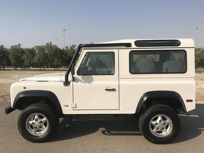 لاند روفر ديفندر 1997 Land Rover Defender 1997 NAS 4.0 V8